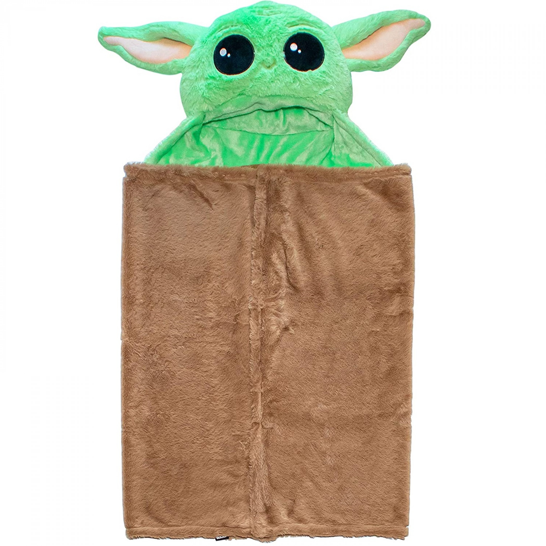 Star Wars The Mandalorian The Child Hooded Blanket