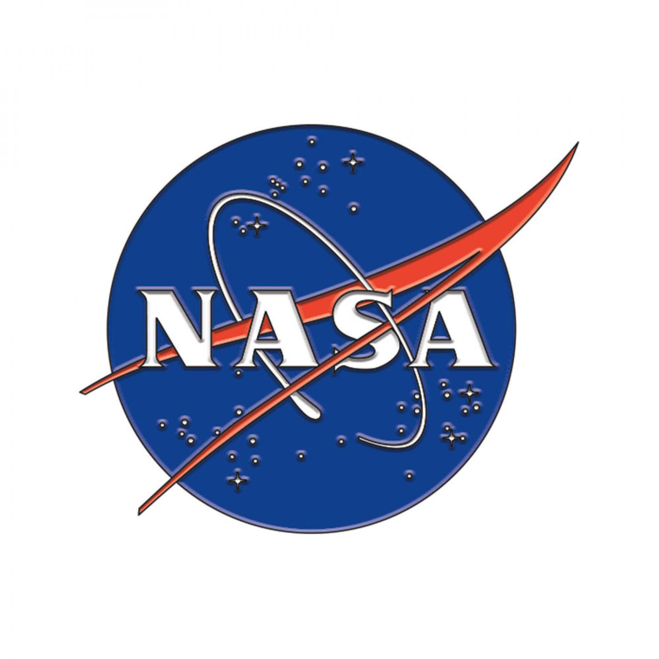 NASA Enamel Pin