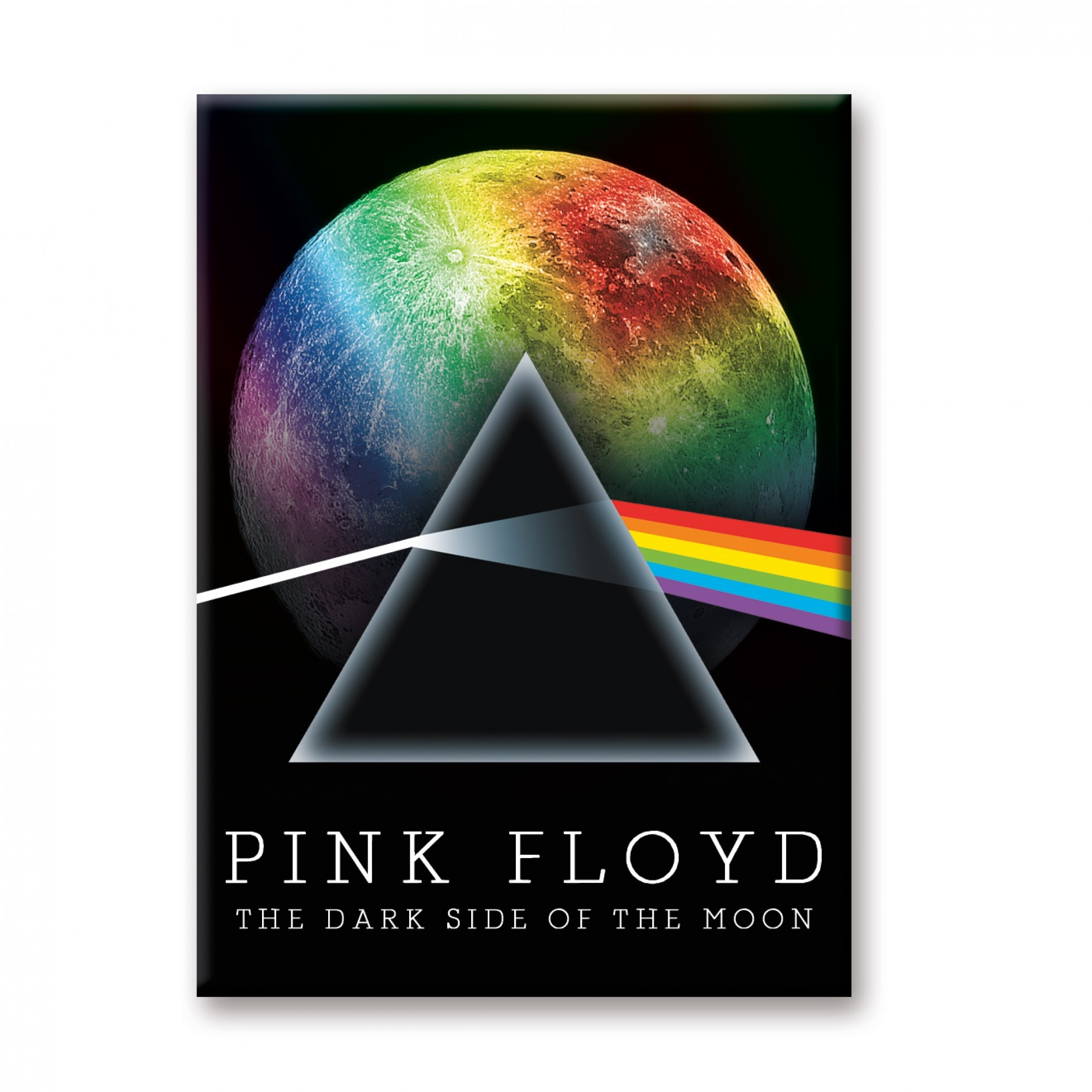 Pink Floyd The Dark Side of the Moon Magnet