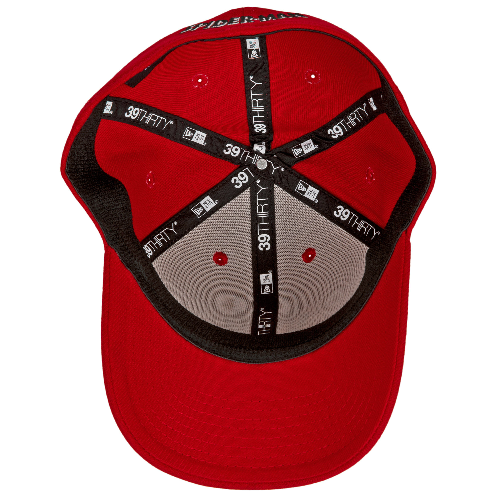 Ultimate Spider-Man Symbol Spider Verse New Era 39Thirty Fitted Hat