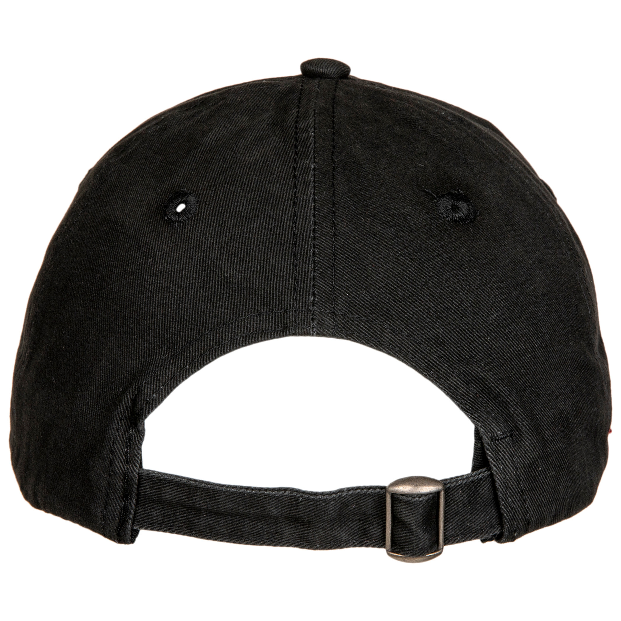 Disney Minnie Mouse Black Relaxed Strapback Hat