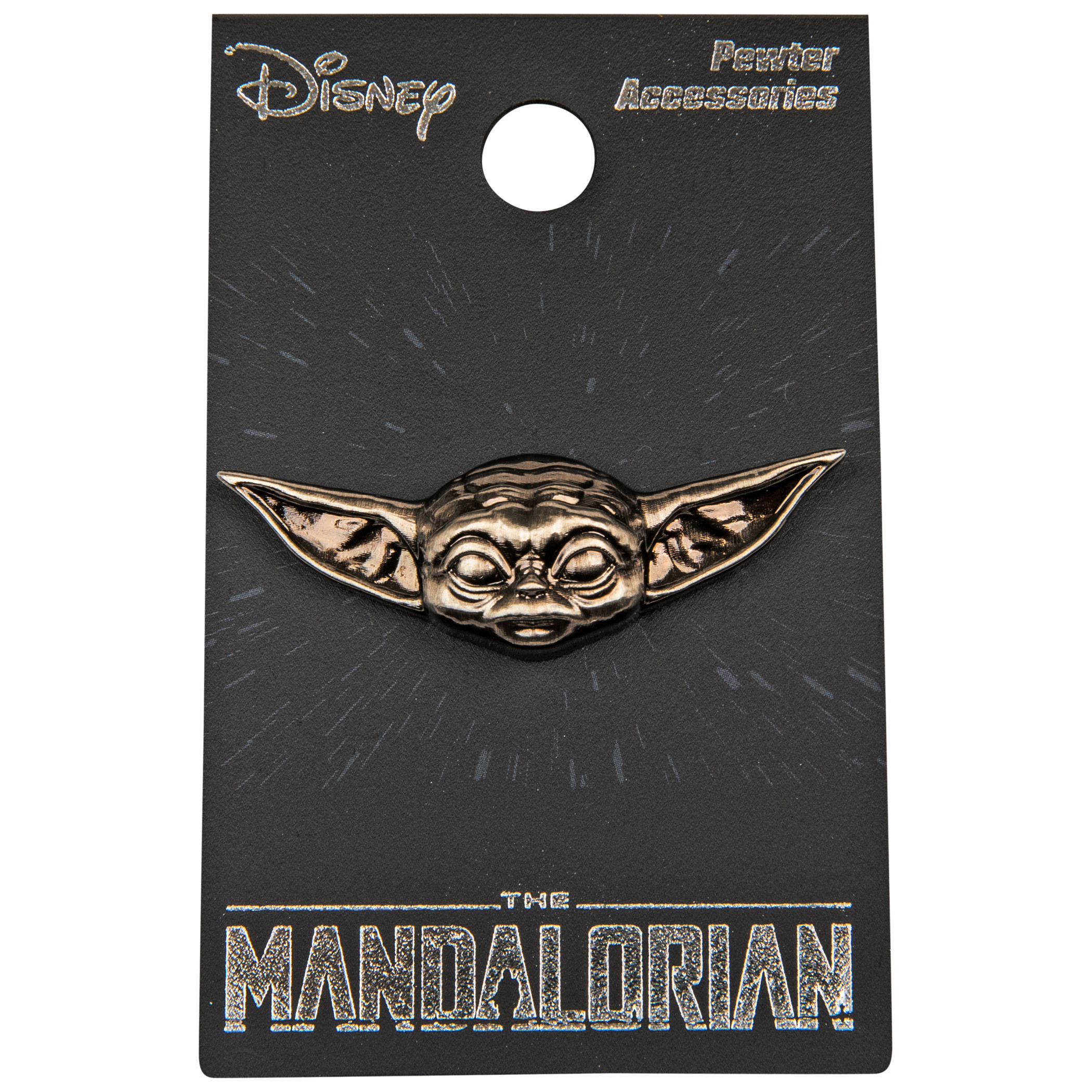 Star Wars The Mandalorian The Child Pewter Lapel Pin