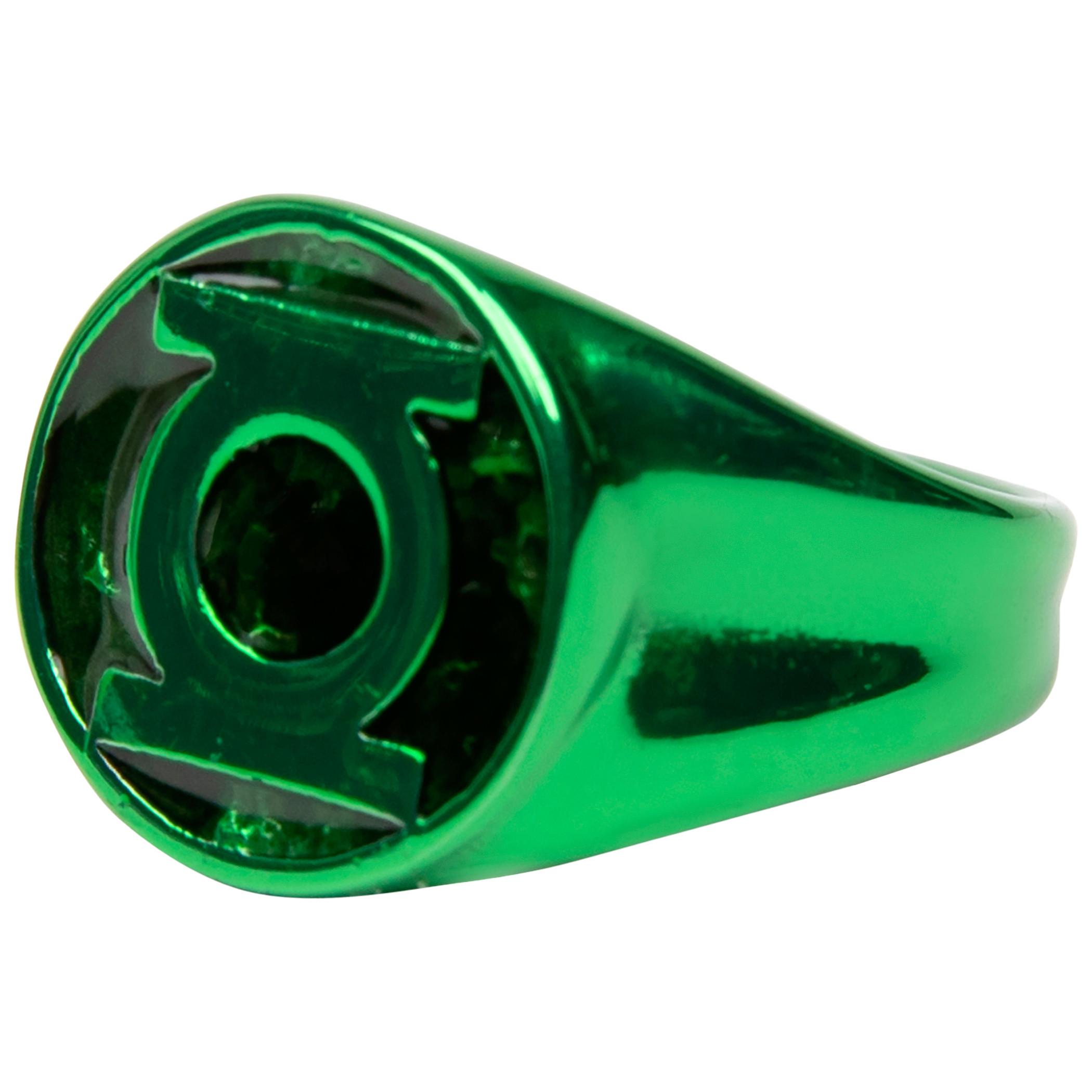 Green Lantern Green Power Ring