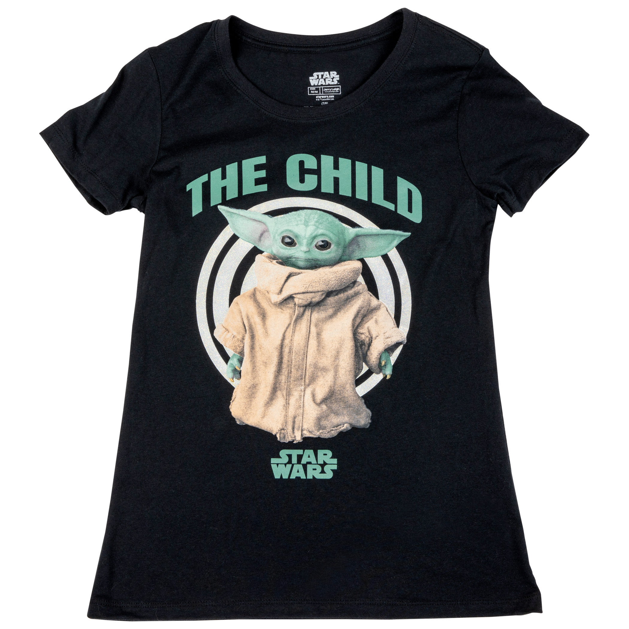 Star Wars The Mandalorian The Child Bullseye T-Shirt