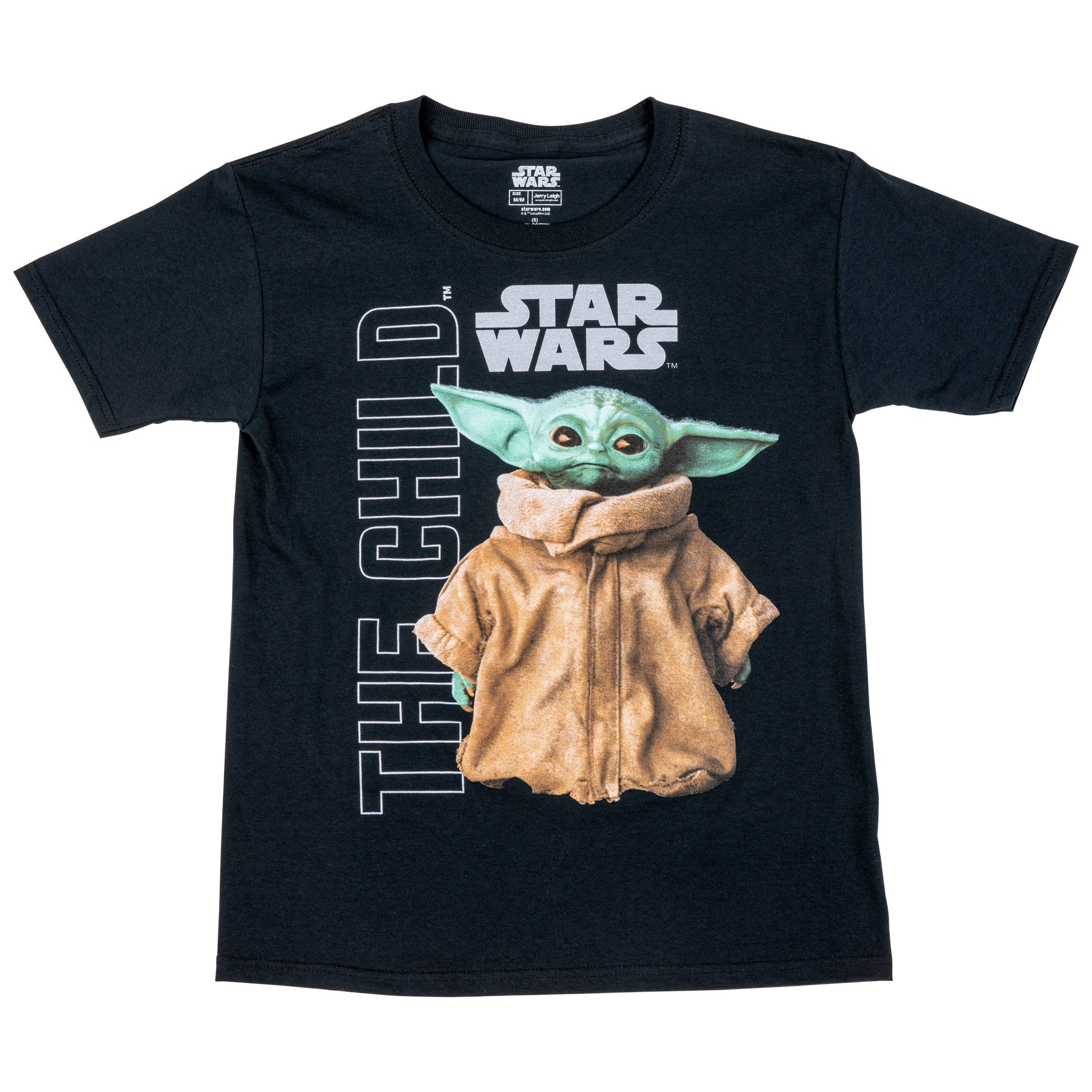 Star Wars The Mandalorian The Child Character Kids T-Shirt