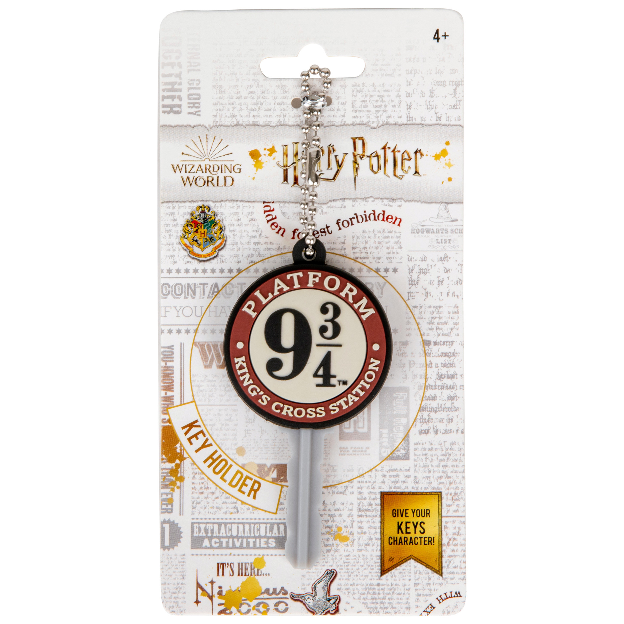 Harry Potter 9 3/4 Platform Key Cover