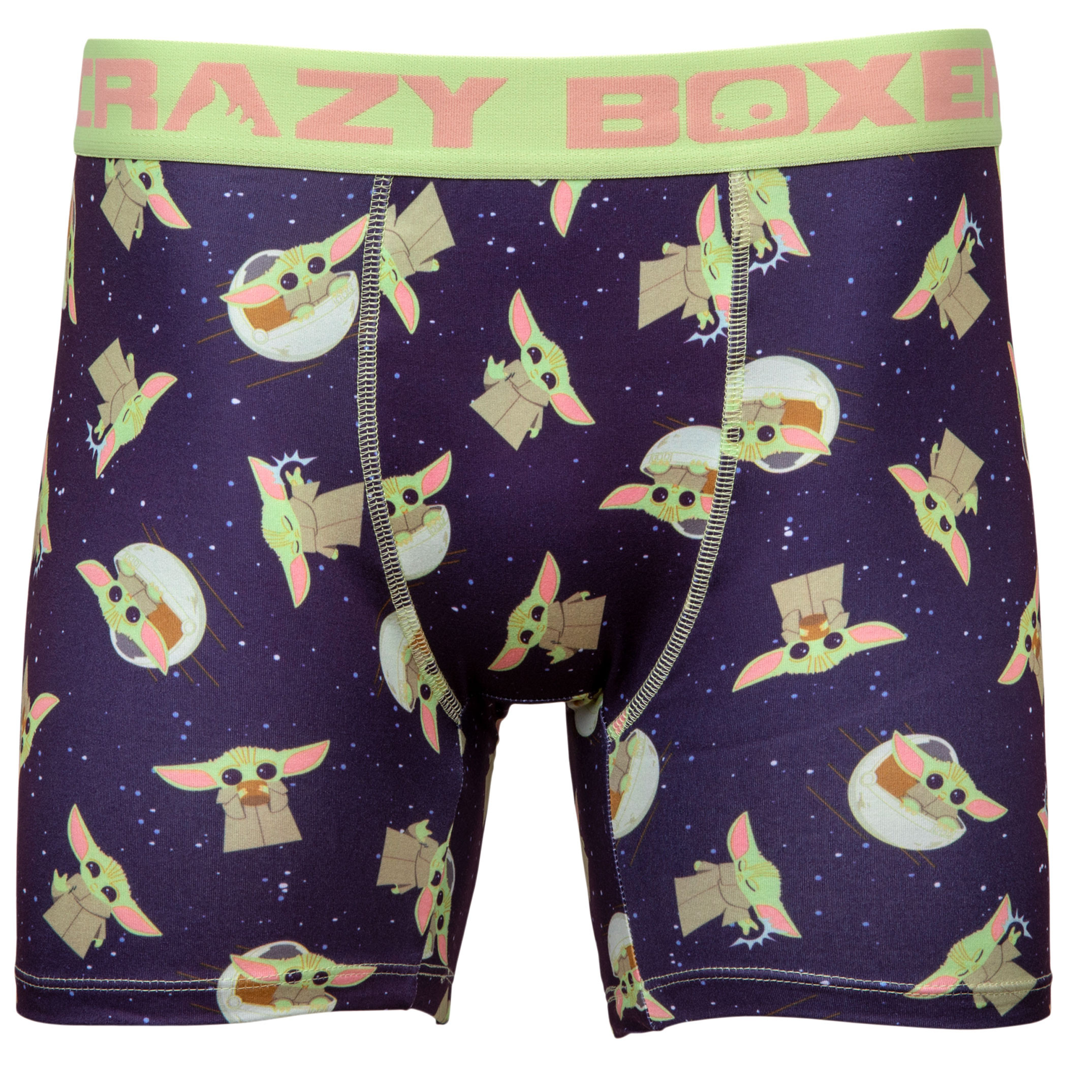 Star Wars The Mandalorian The Child Men's Boxer Briefs Shorts