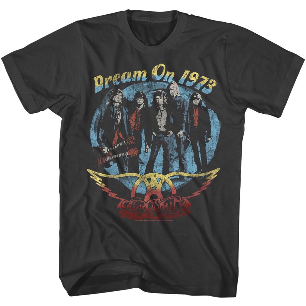 Aerosmith Dream on 1973 Tshirt