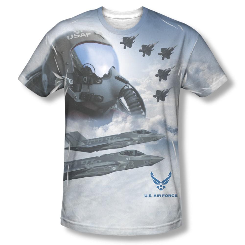 US Air Force Pilot Sublimation T-Shirt