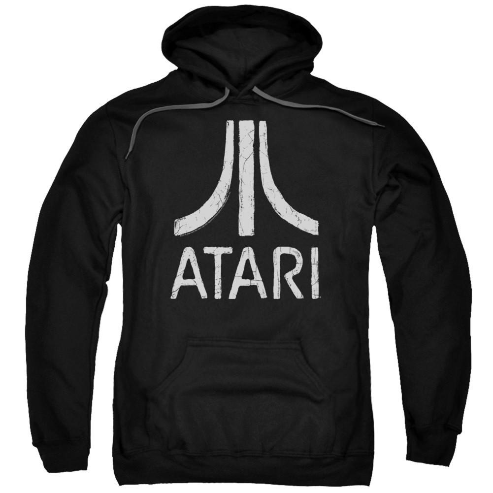 Atari Logo Black Hoodie