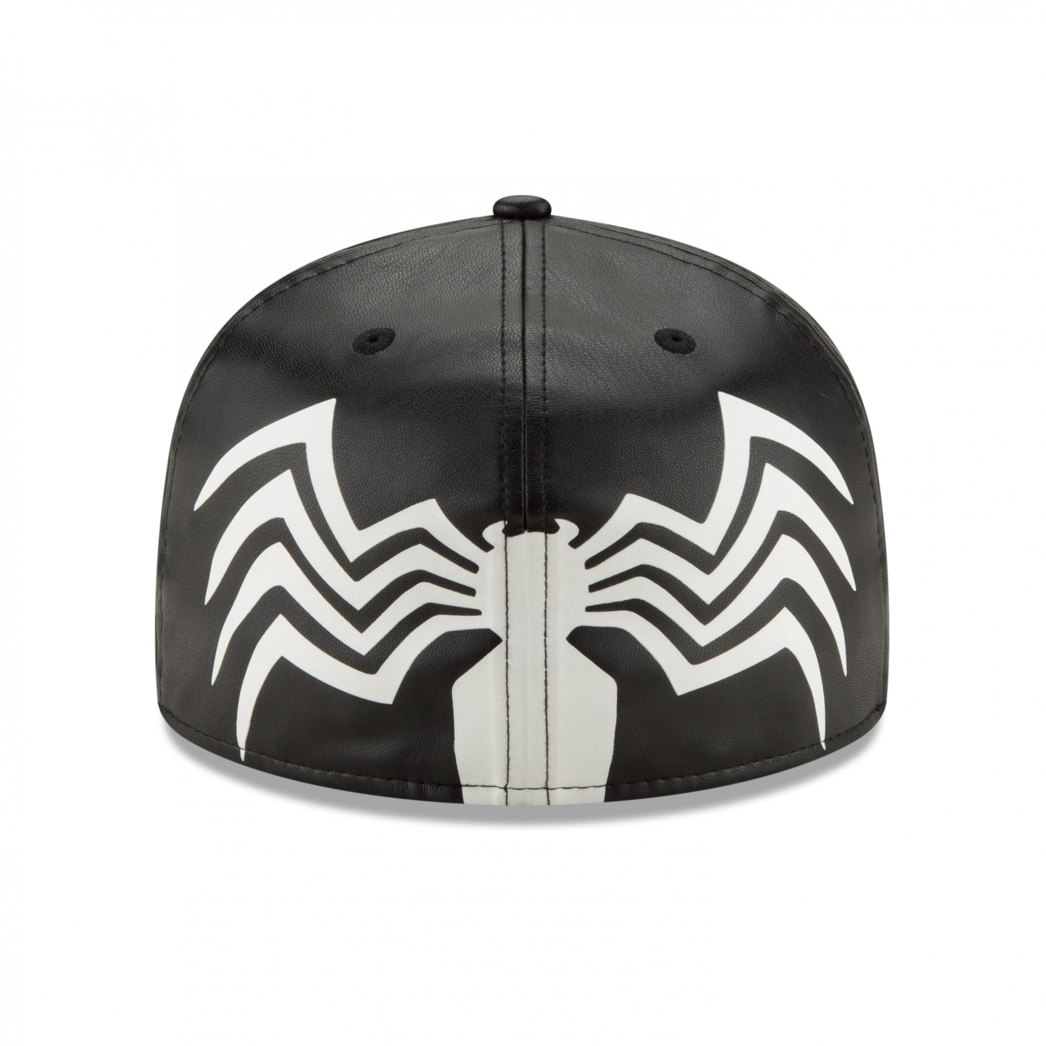 Venom Character Armor w/Carnage Underlining New Era 59Fifty Fitted Hat