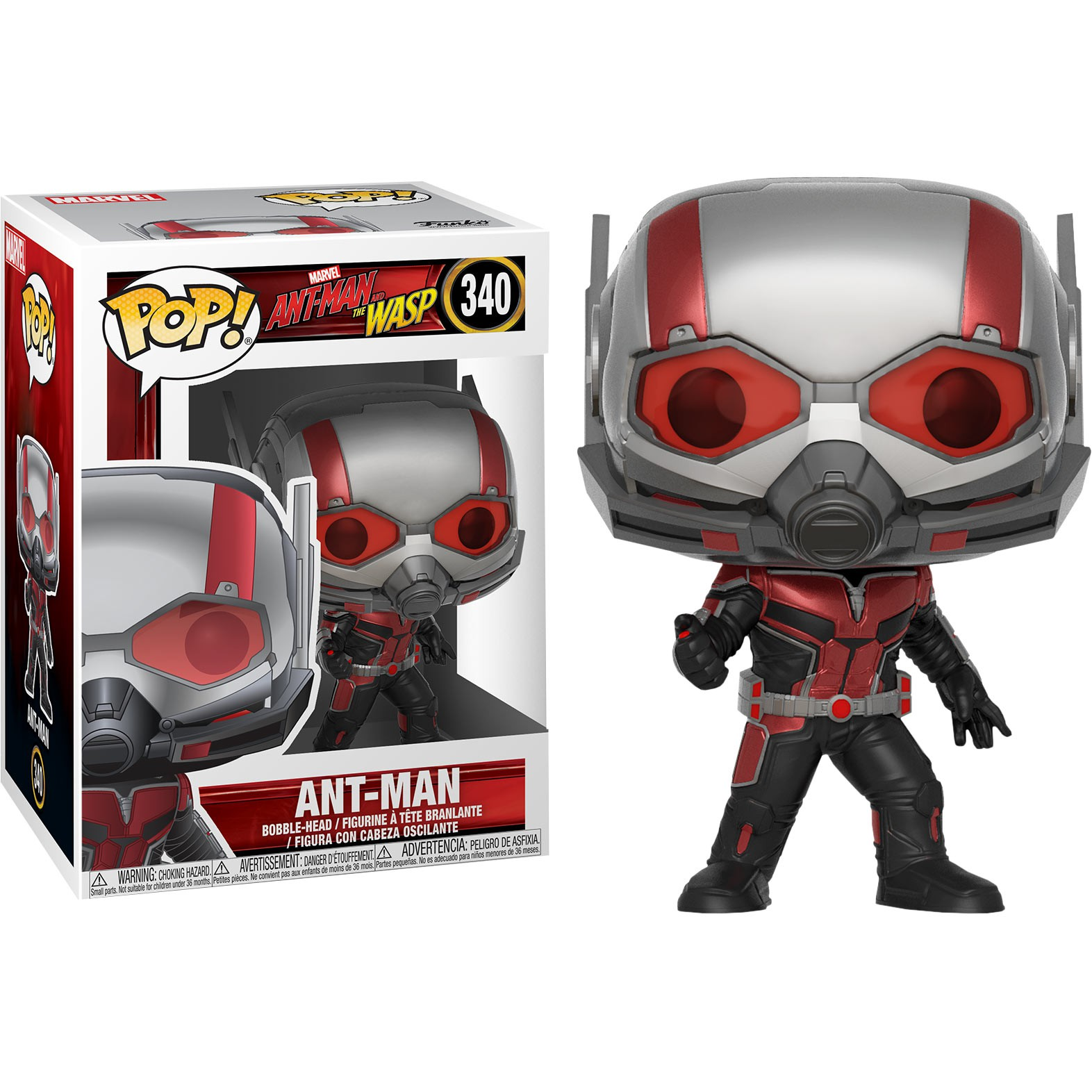 Ant-Man Movie Funko Pop Vinyl Figure