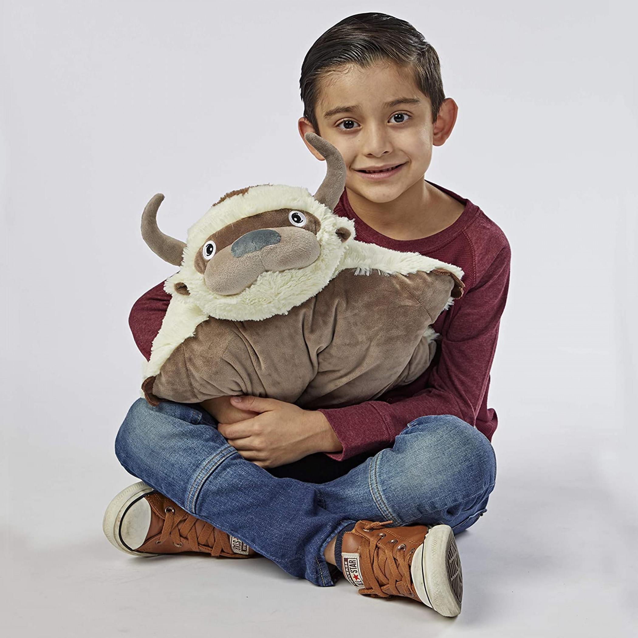 Appa Pillow Pet - Avatar: The Last Airbender Stuffed Animal Plush Toy