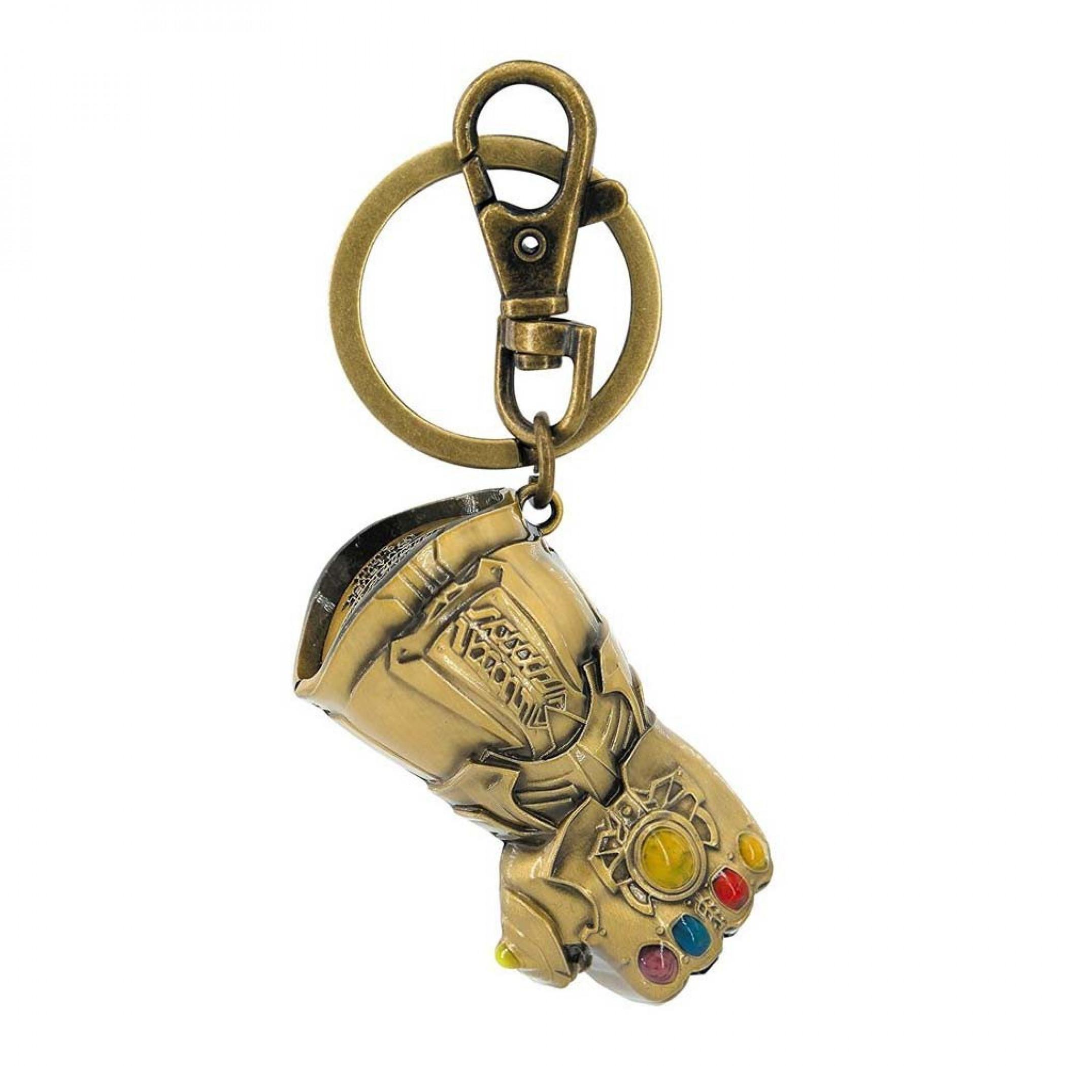 Infinity Gauntlet Keychain