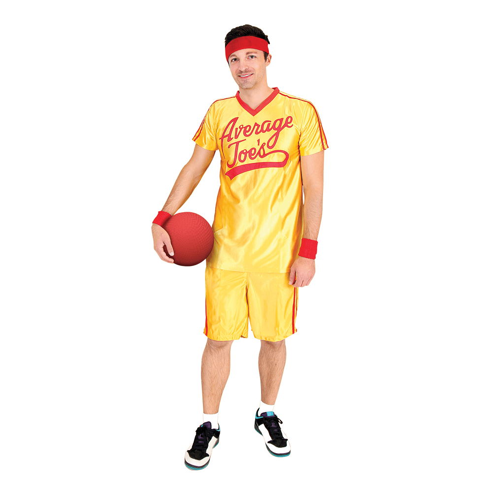 Dodgeball Average Joe's Costume