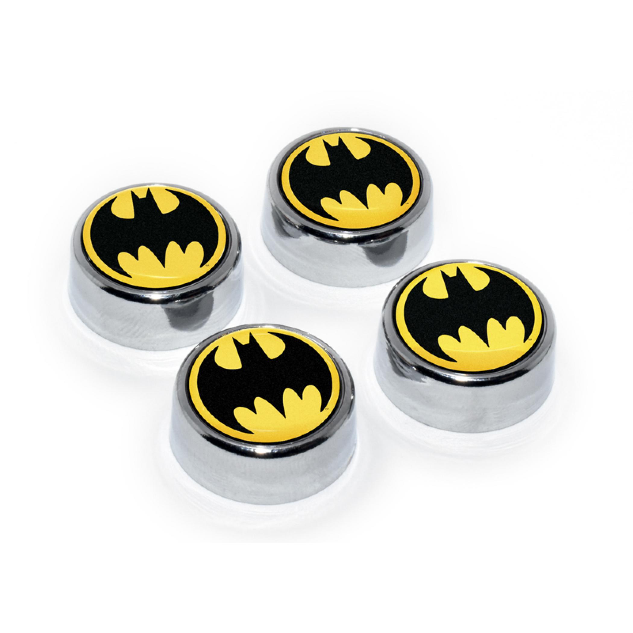 Batman Symbol License Plate Frame Screw Set