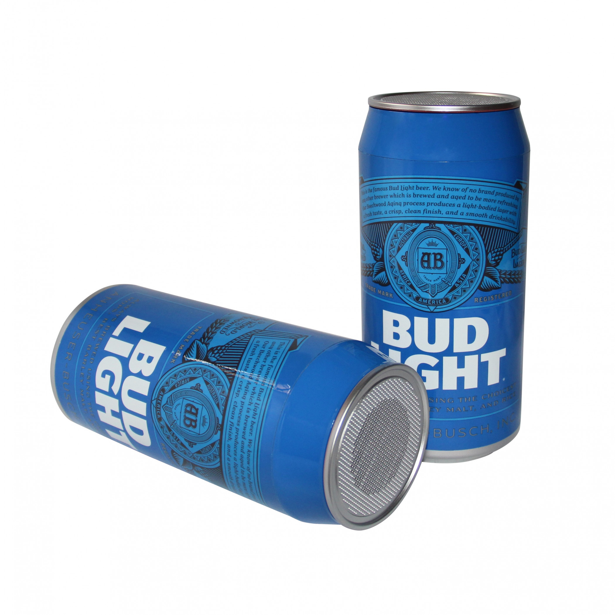 Bud Light Beer Can Tall Boy Bluetooth Speaker
