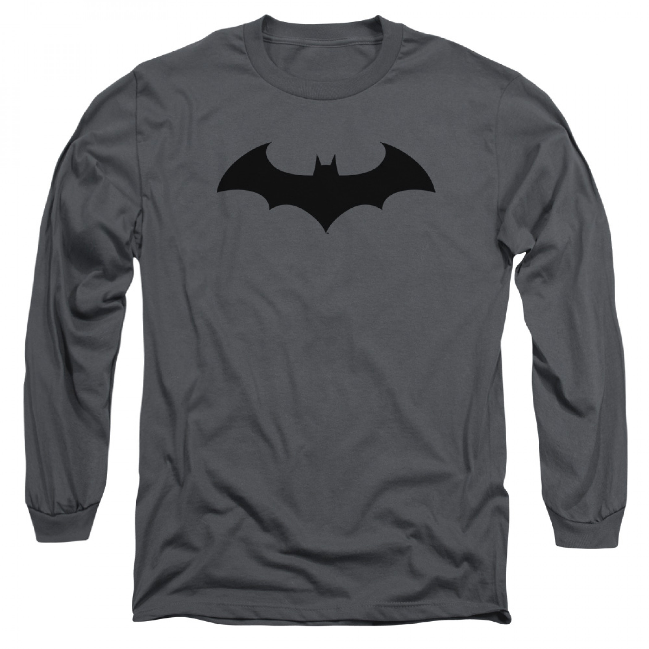 Batman Hush Symbol Long Sleeve T-Shirt