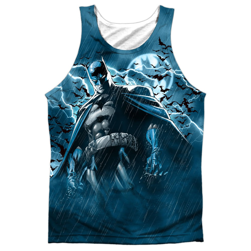 Batman Stormy Knight Sublimation Tank Top