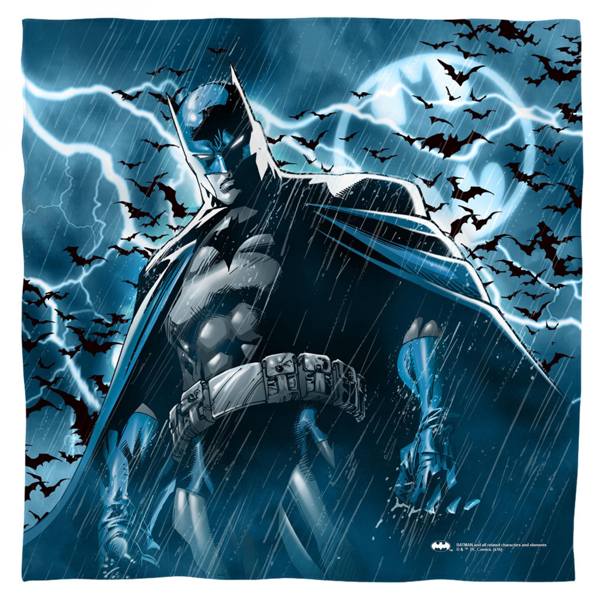 Batman Lightning Bandana