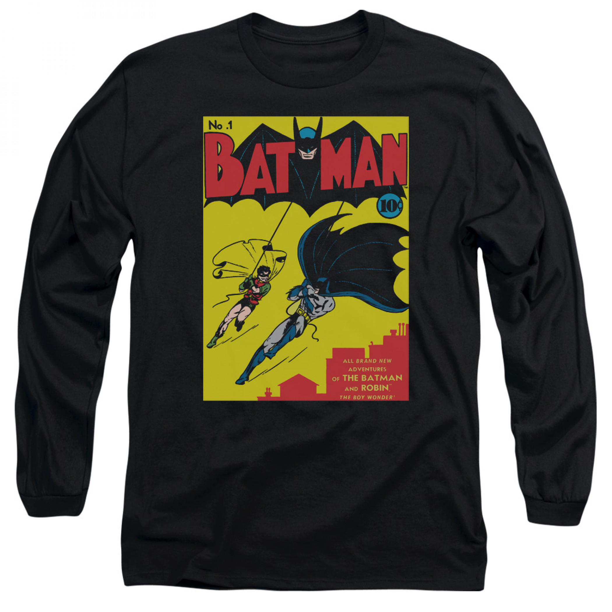 Batman Detective Comics #1 Long Sleeve Shirt