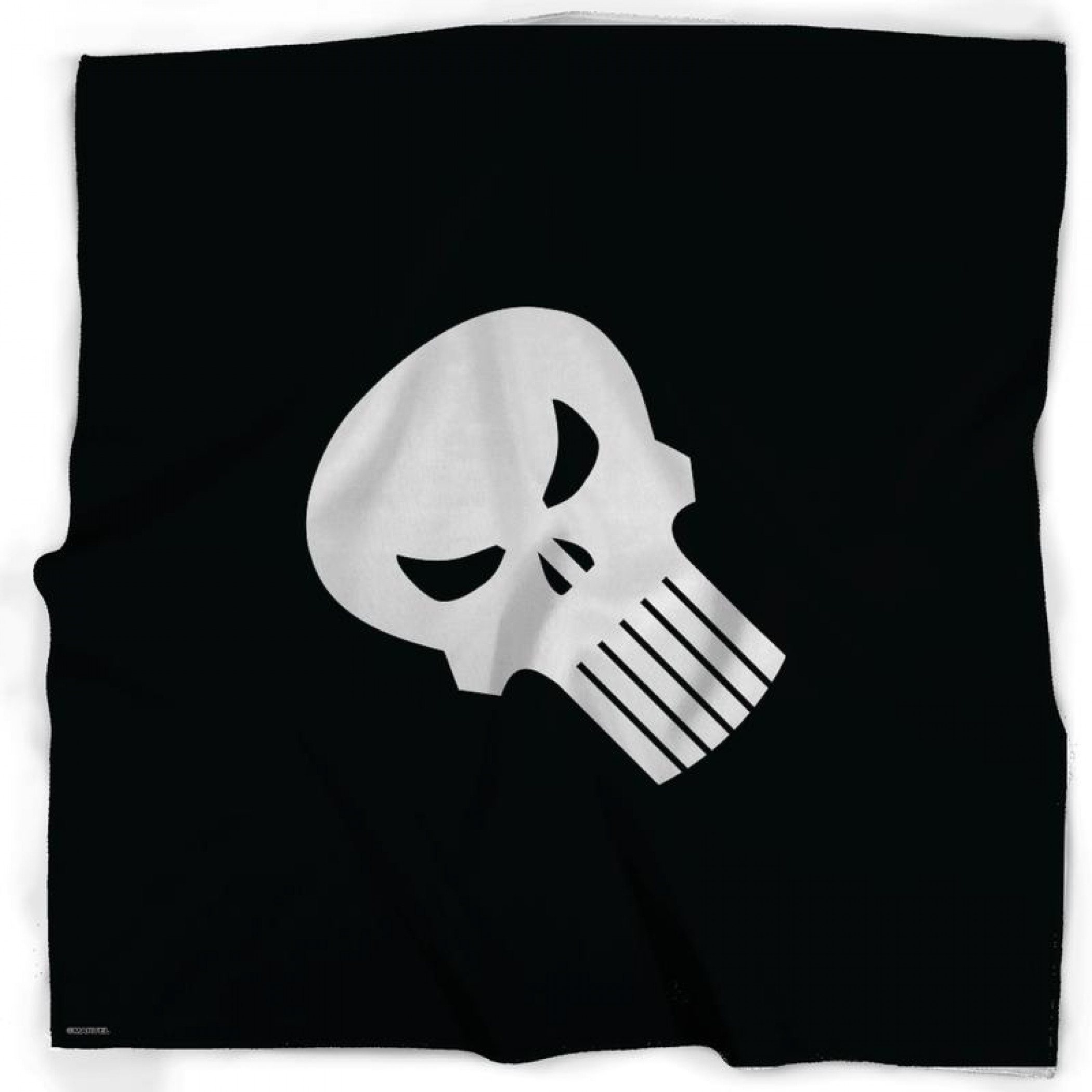 Punisher Marvel Logo Bandana