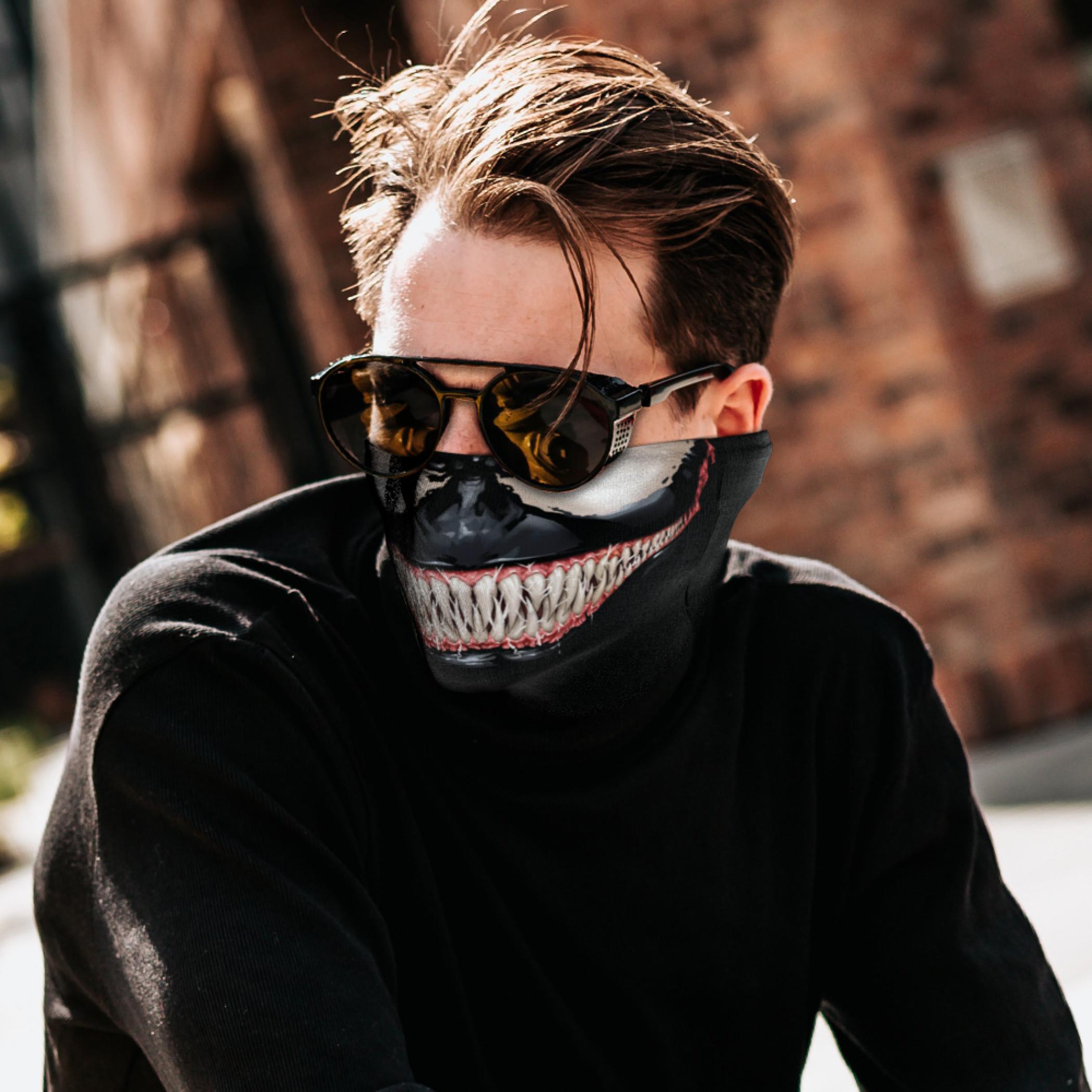 We are Venom Face Mask Tubular Bandana