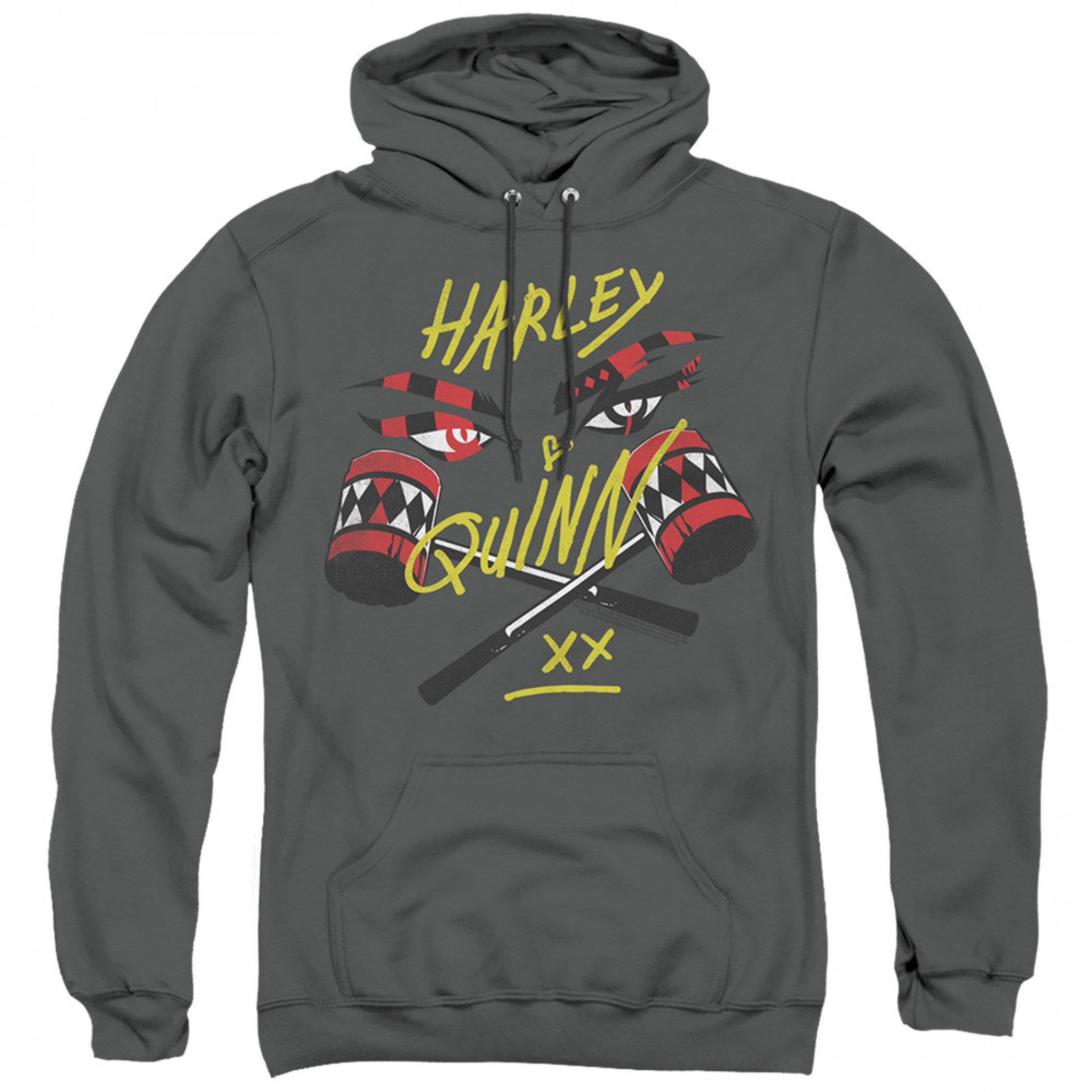 Birds of Prey Harley Quinn In My Eyes Hoodie