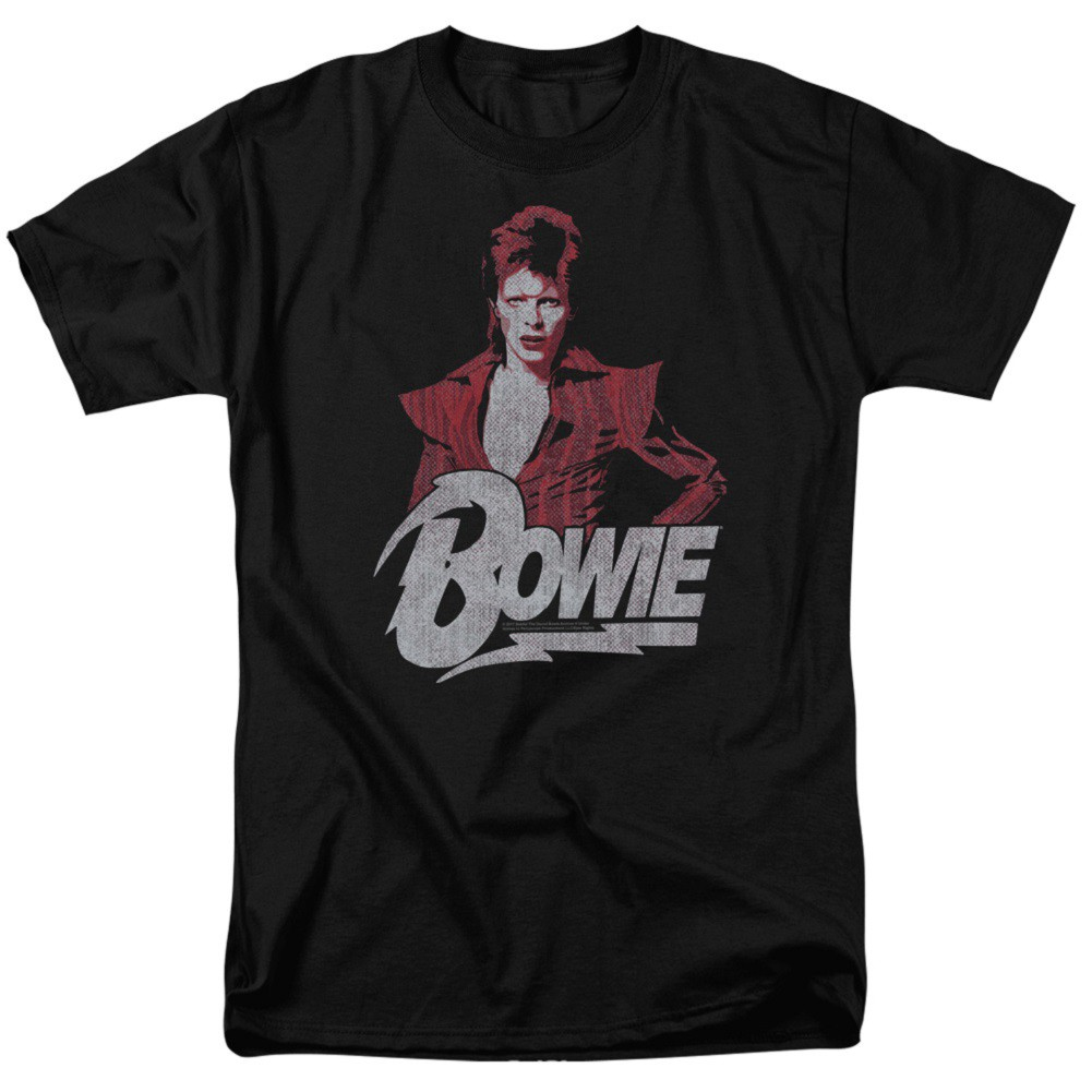 David Bowie Diamond Tshirt