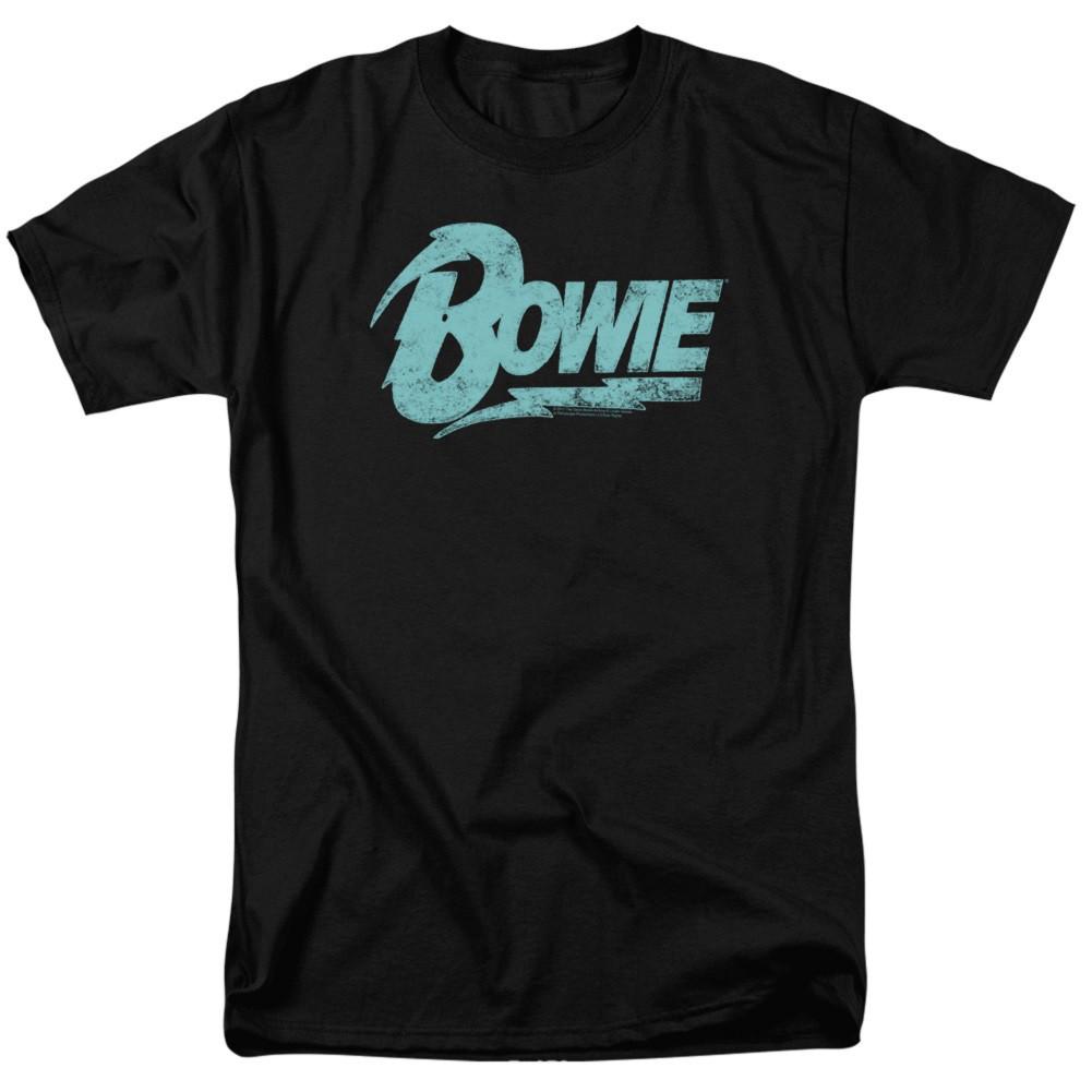 David Bowie Logo Tshirt