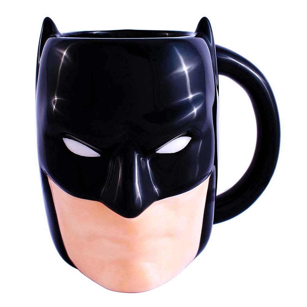 Batman Head Mug