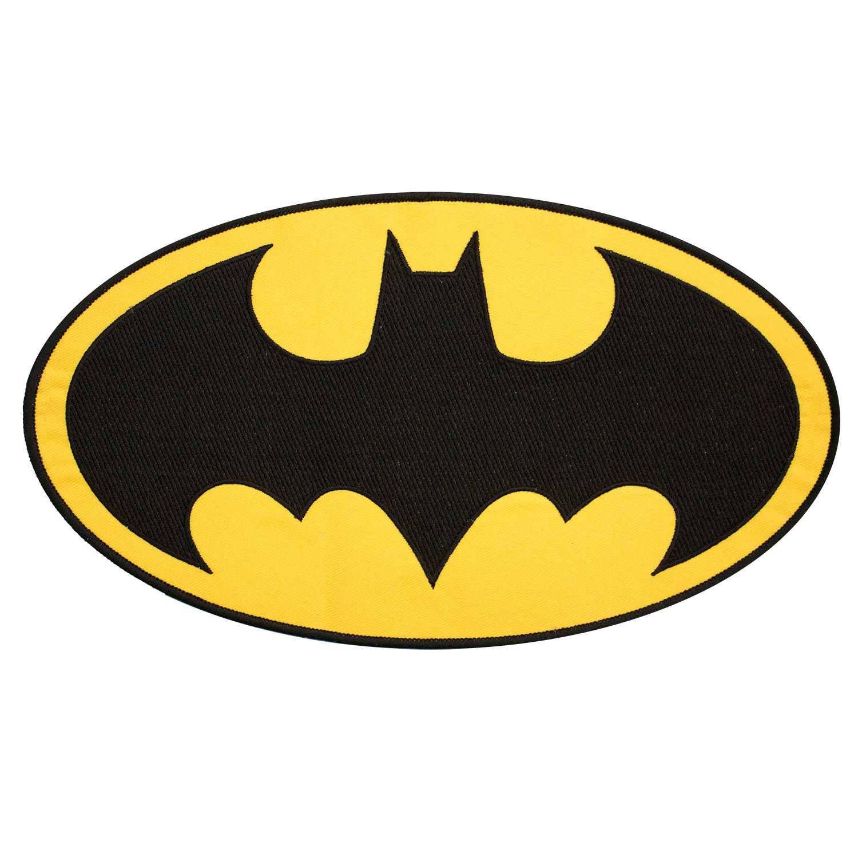 Batman 10 Inch Patch