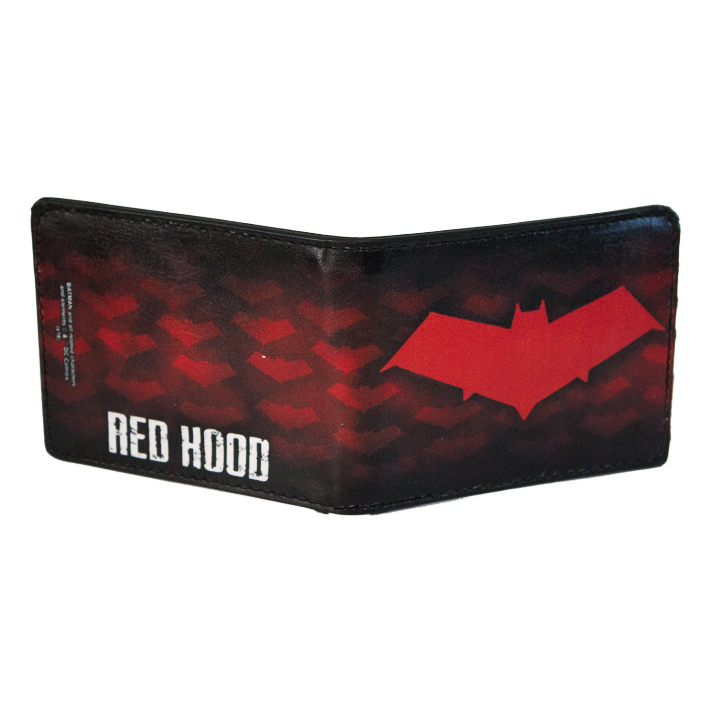 Batman Red Hood Bi-Fold Wallet