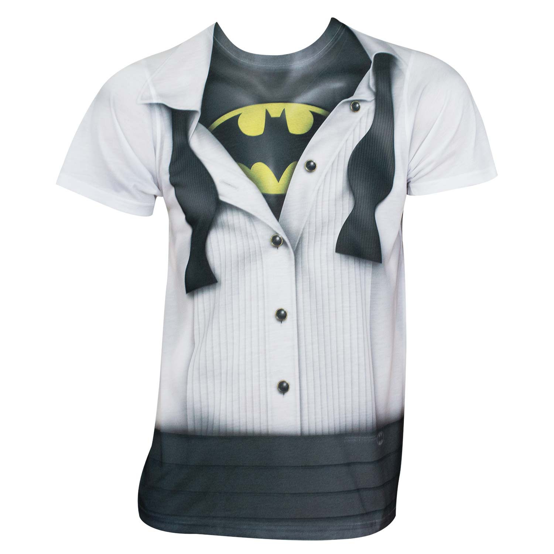 Batman Tuxedo Costume Tee Shirt