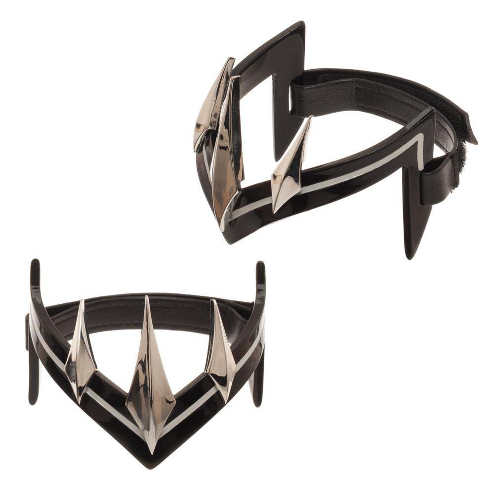 Black Panther Cosplay Spike Forearm Cuffs