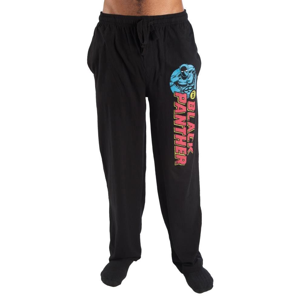 Black Panther Men's Sleep Pants
