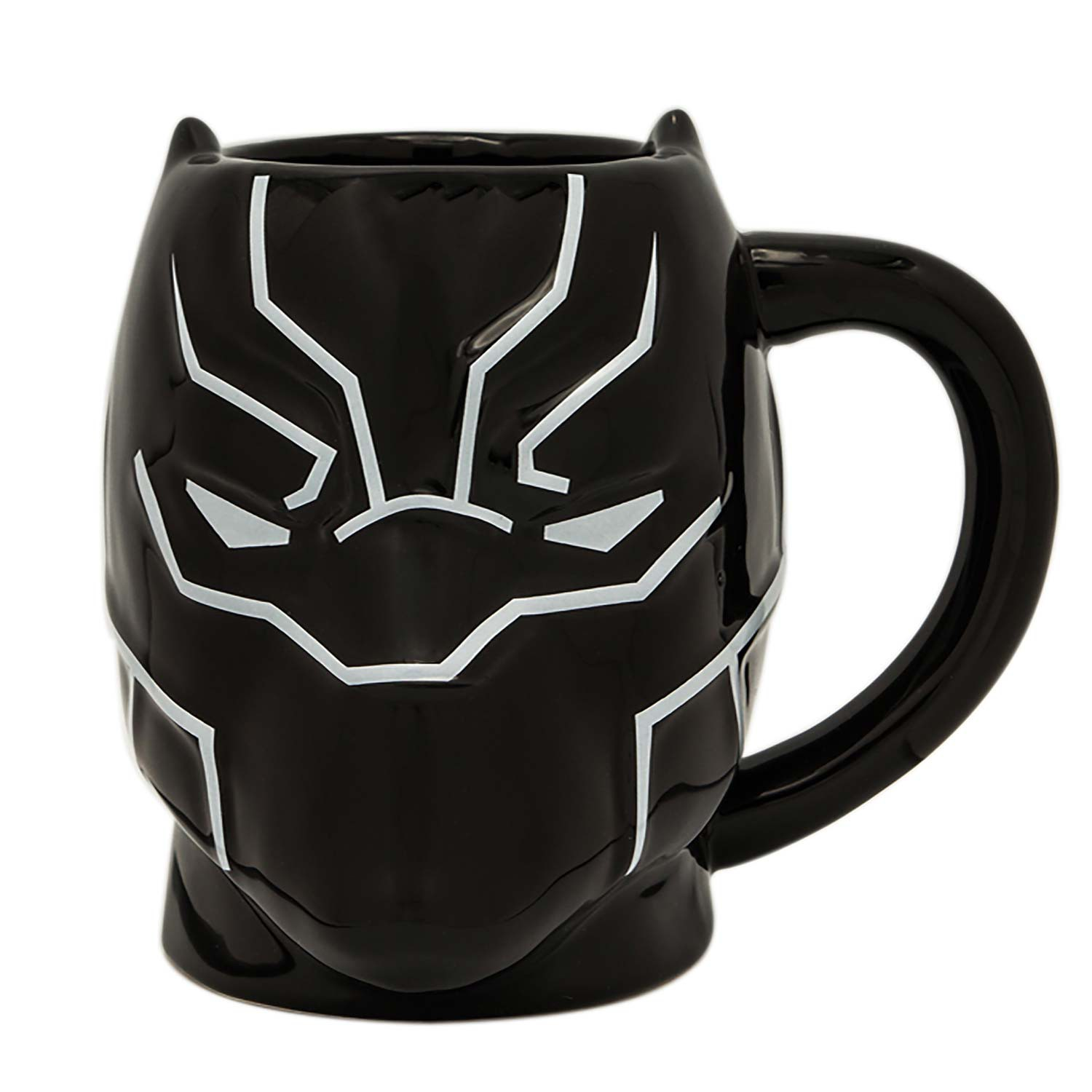 Black Panther Mask Mug