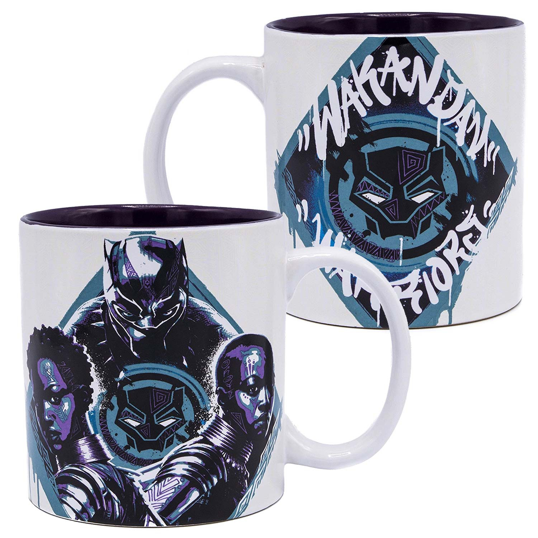 Black Panther Movie 20 Ounce Mug