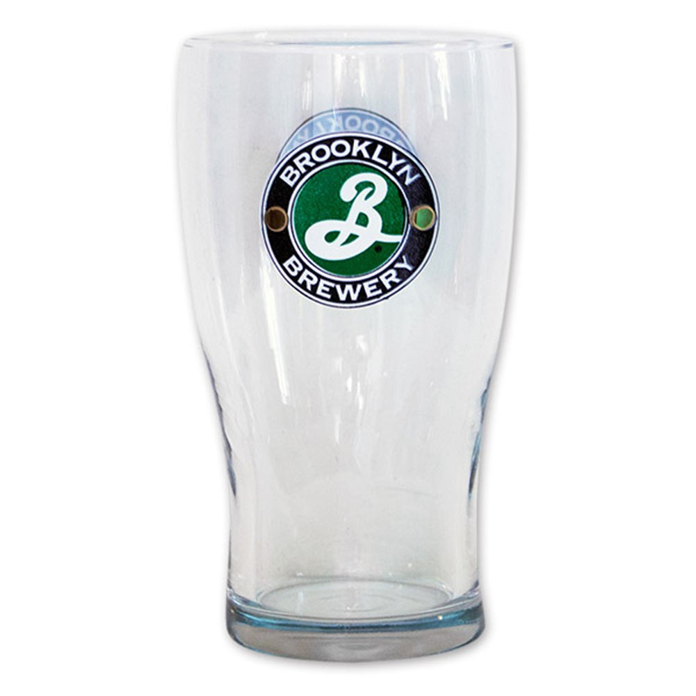 Brooklyn Brewery 16-oz. Tulip Glass