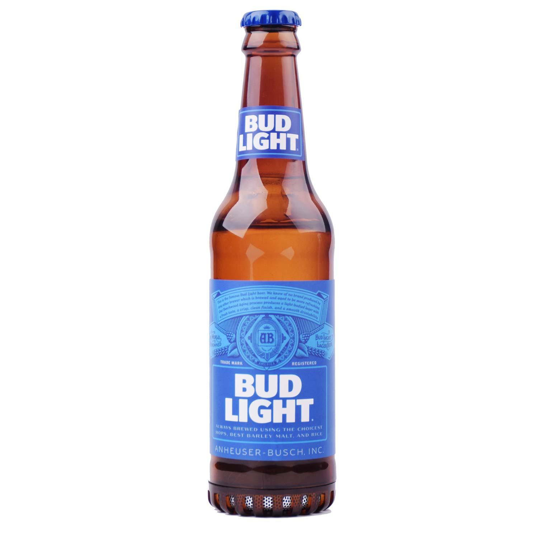 Bud Light Bottle Bluetooth Speaker