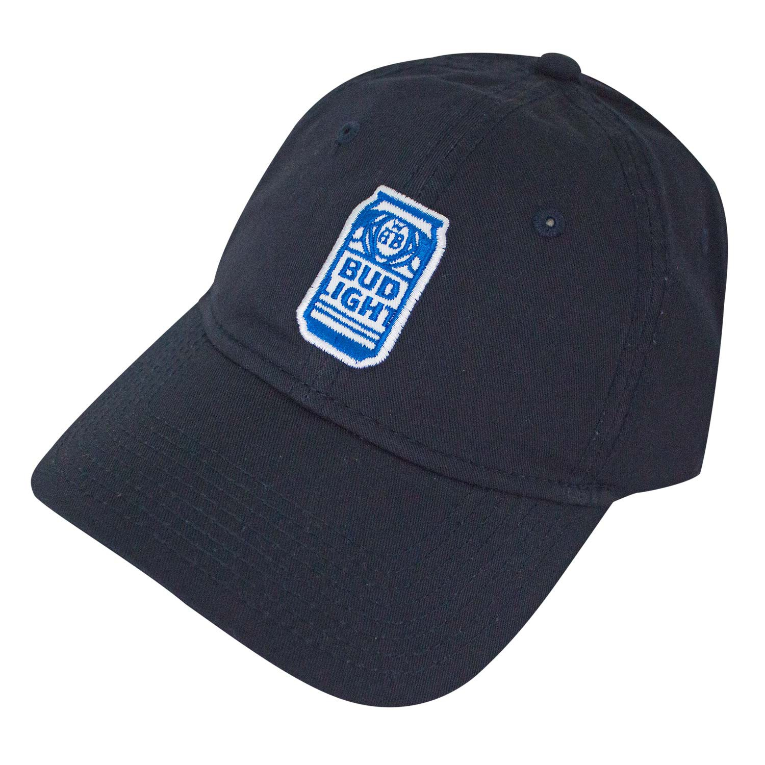 Bud Light Can Navy Blue Dad Hat