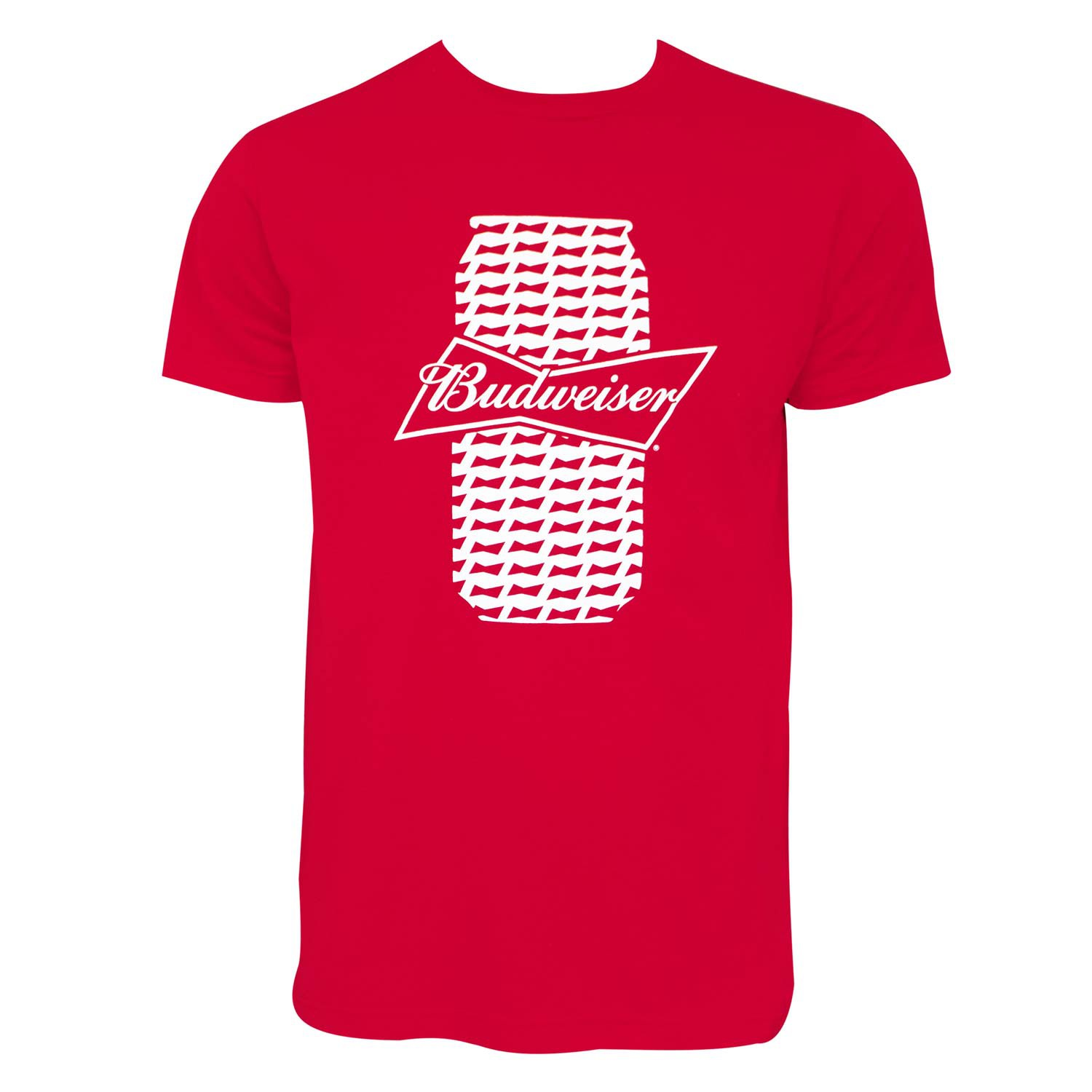 Budweiser Beer Can Tee Shirt