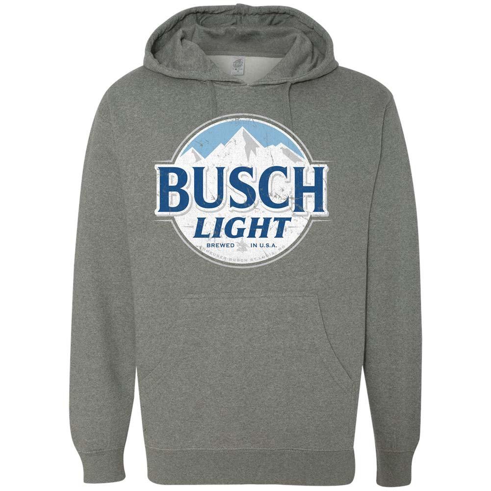 Busch Light Grey Hoodie