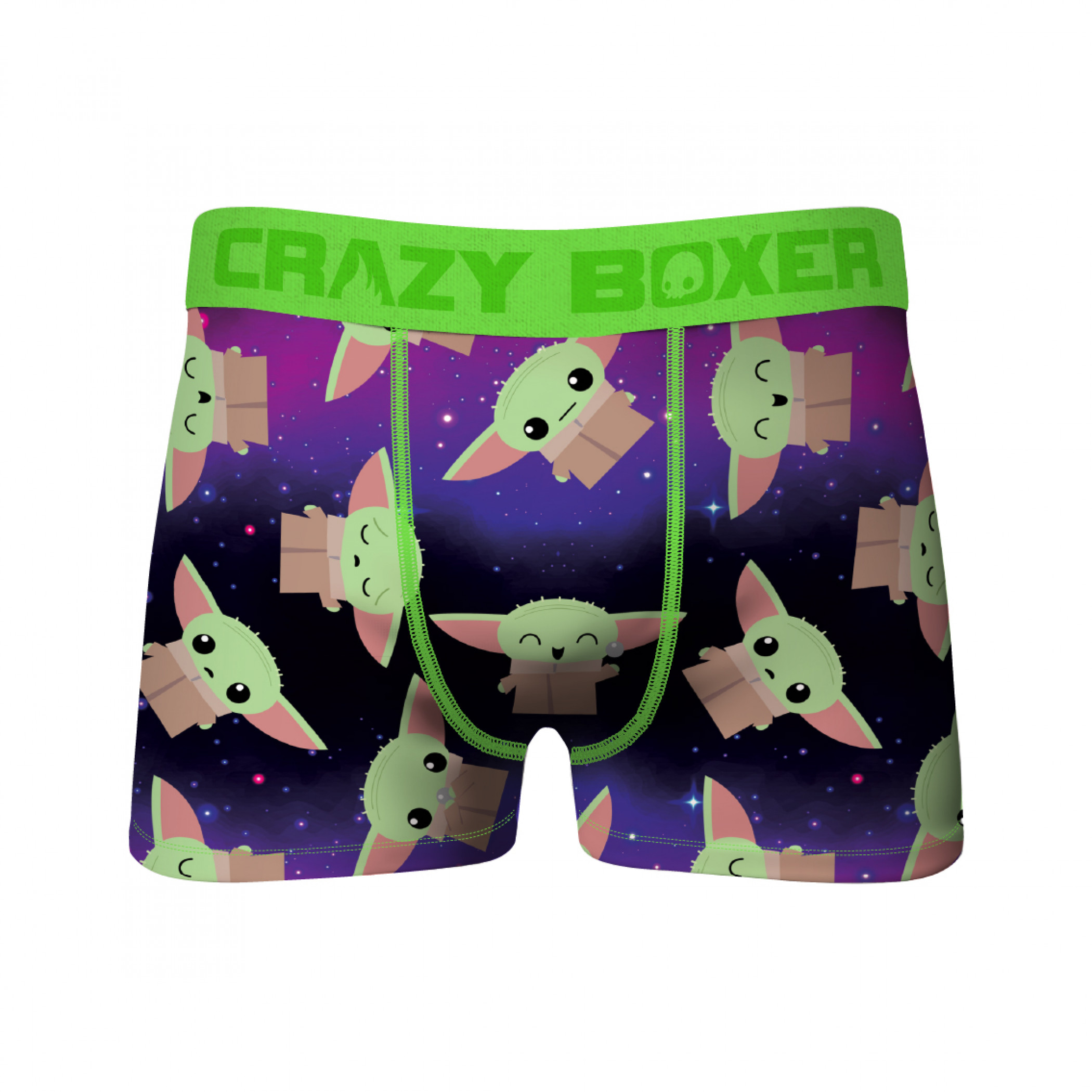 Crazy Boxers Star Wars The Child All Over Print Boxer Briefs
