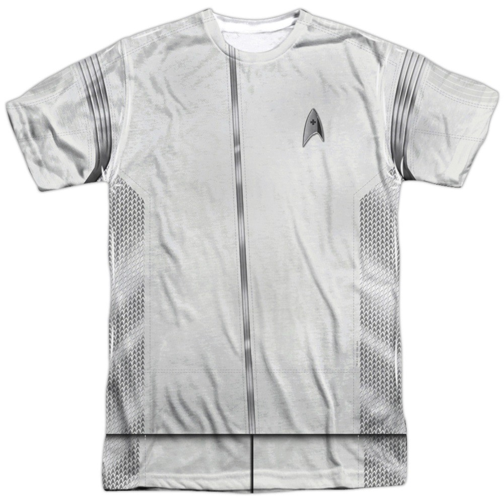 Star Trek Medical Uniform Costume Tee