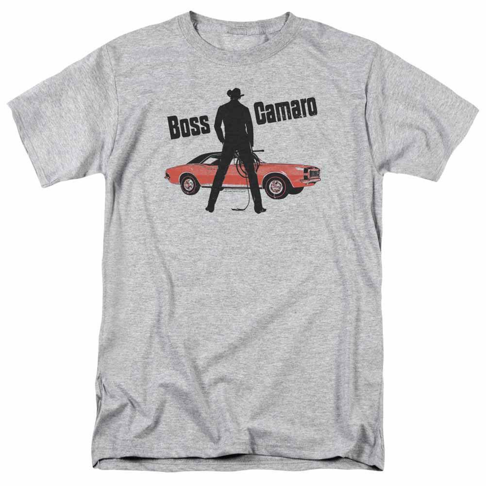Gray Daniels Chevy >> Chevy Boss Gray T-Shirt