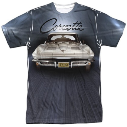 Chevrolet Chevy Corvette Sublimation Tshirt