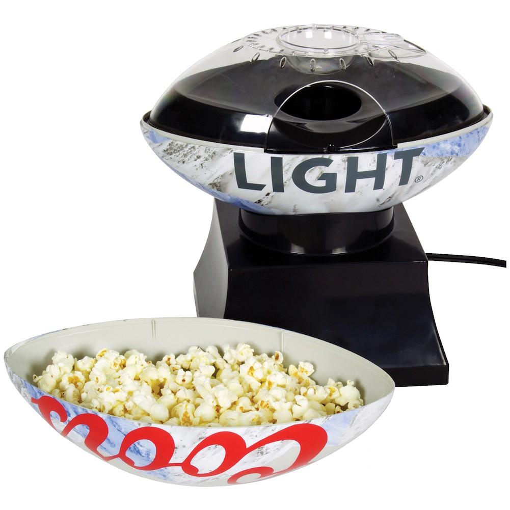 Coors Light Popcorn Maker