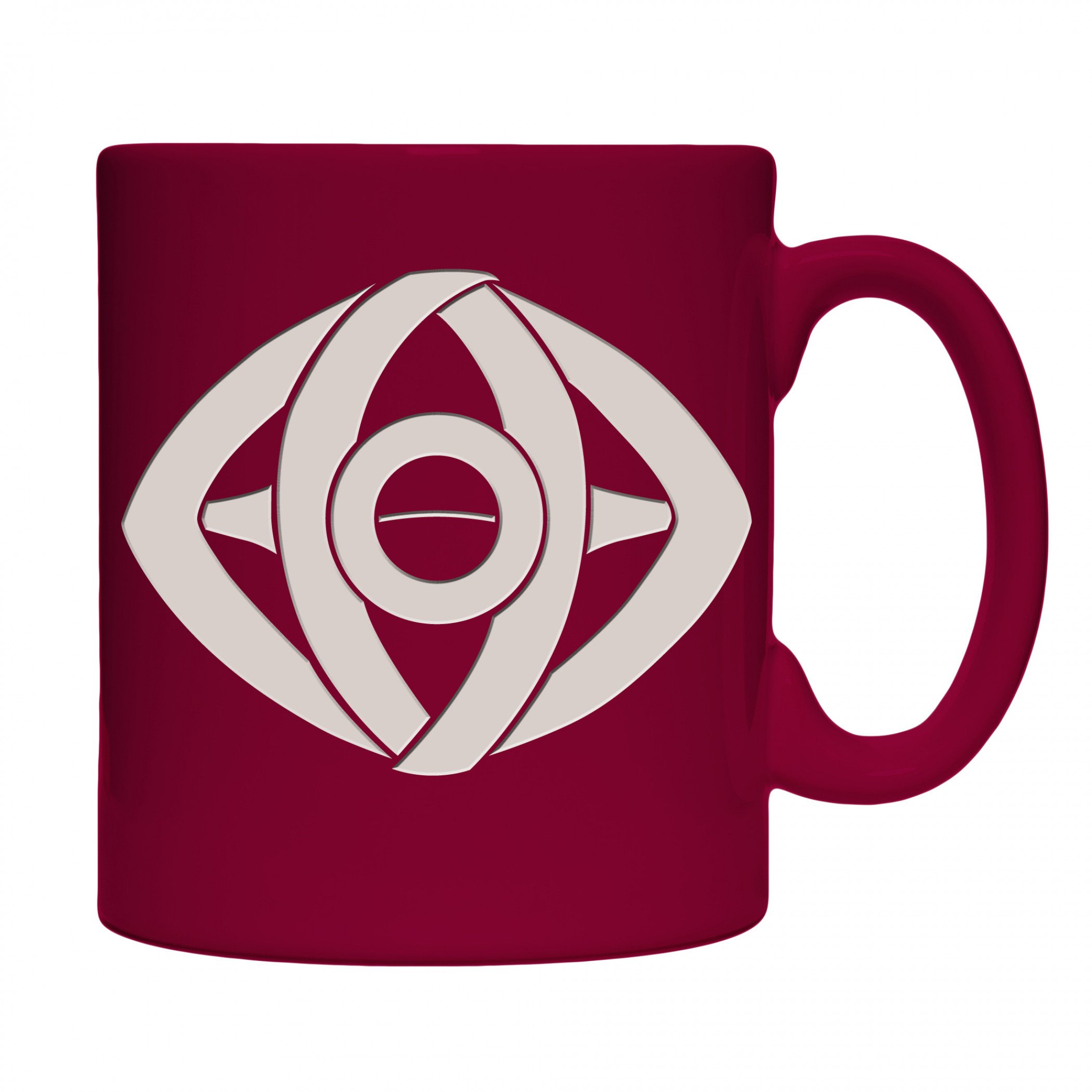 Doctor Strange Simple Eye of Agamotto Ceramic Mug