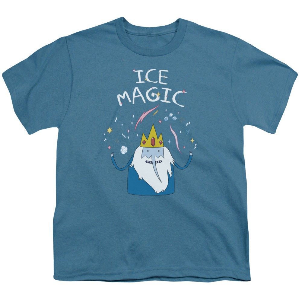 Adventure Time Ice Magic Youth Tshirt
